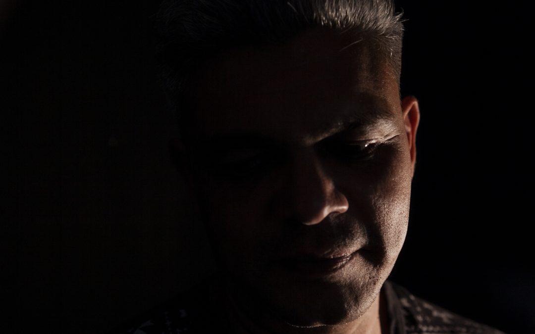 Óscar, solicitante de asilo en Guatemala