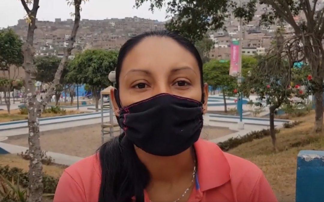 Refugiados y migrantes venezolanos en Perú