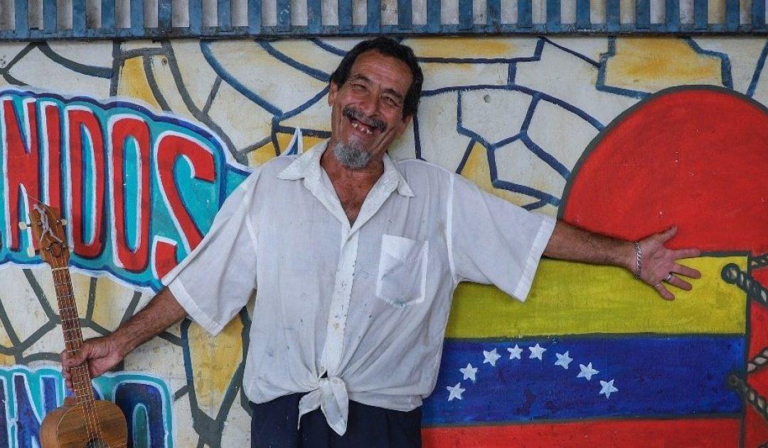Juan Batista Ramos, venezolano en Boa Vista