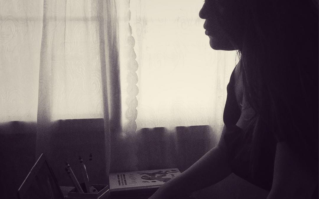 Alejandra, refugiada salvadoreña en Panamá